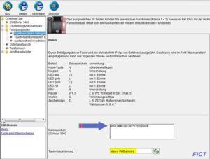 Voicemailbox mit Funktionstaste ISDN anhoeren