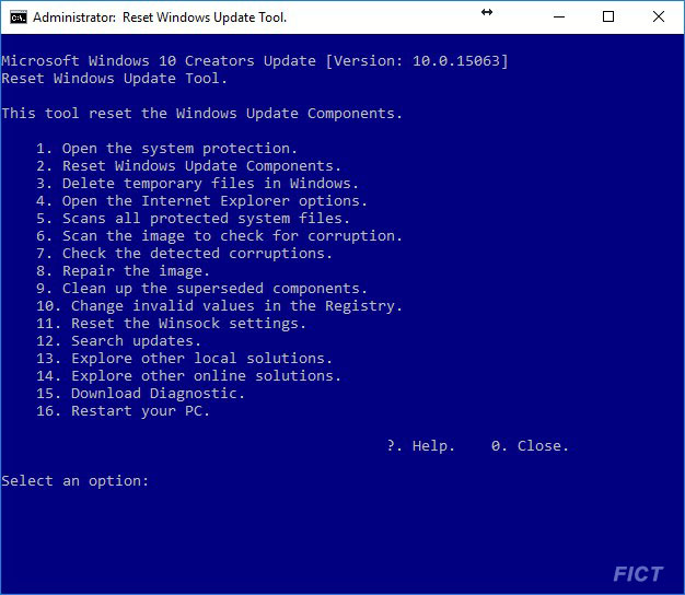 windows 10 reparatur tool download
