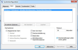 Systemkonfiguration_Start