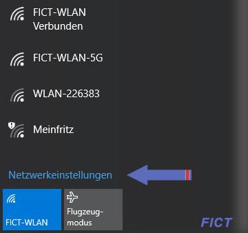Windows 10 Netzwerk Category Von Offentlich Auf Privat Andern
