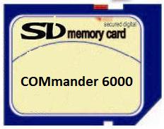 COMmander 6000