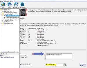 Voicemailbox mit Funktionstaste ISDN aufsprechen