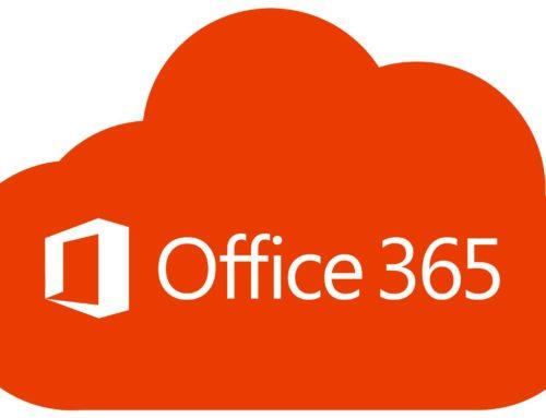 Office365 – Primäre Email-Adresse eines öffentlichen Ordner ändern