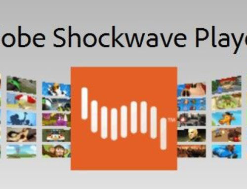 Adobe Shockwave – End of Live