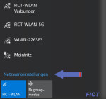 Windows 10 Netzwerk Icon
