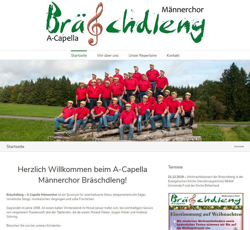 Bräschdleng - A-Capella Männerchor