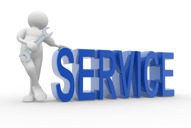 Service für unsere Kunden